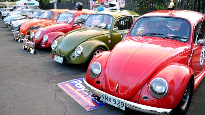 【下班有话题】告别经典!马路上低调的奢华:复古甲虫车!