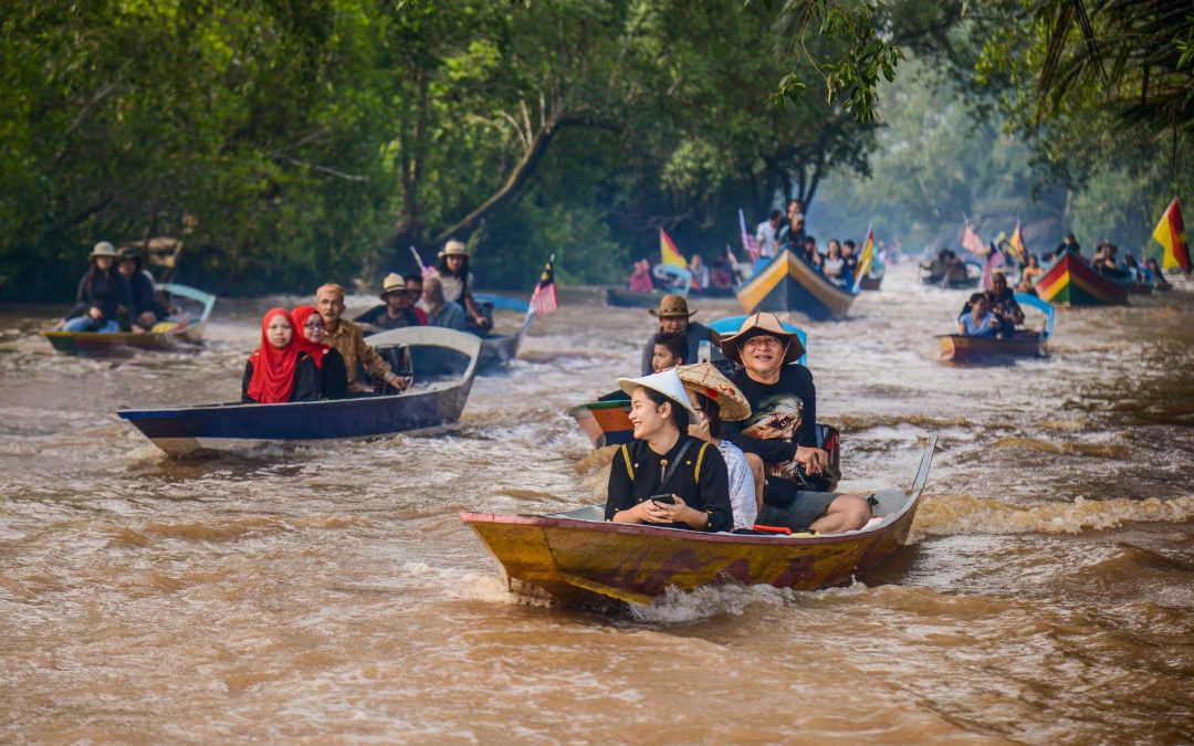 【我们旅行中】从祭海节一窥砂州马莱诺人的传统文化