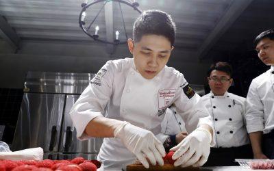 【全球华人】法式甜点的特性是什么?甜点王子张镐维告诉你