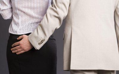 【华丽上班族】大马法律如何对付职场咸猪手?