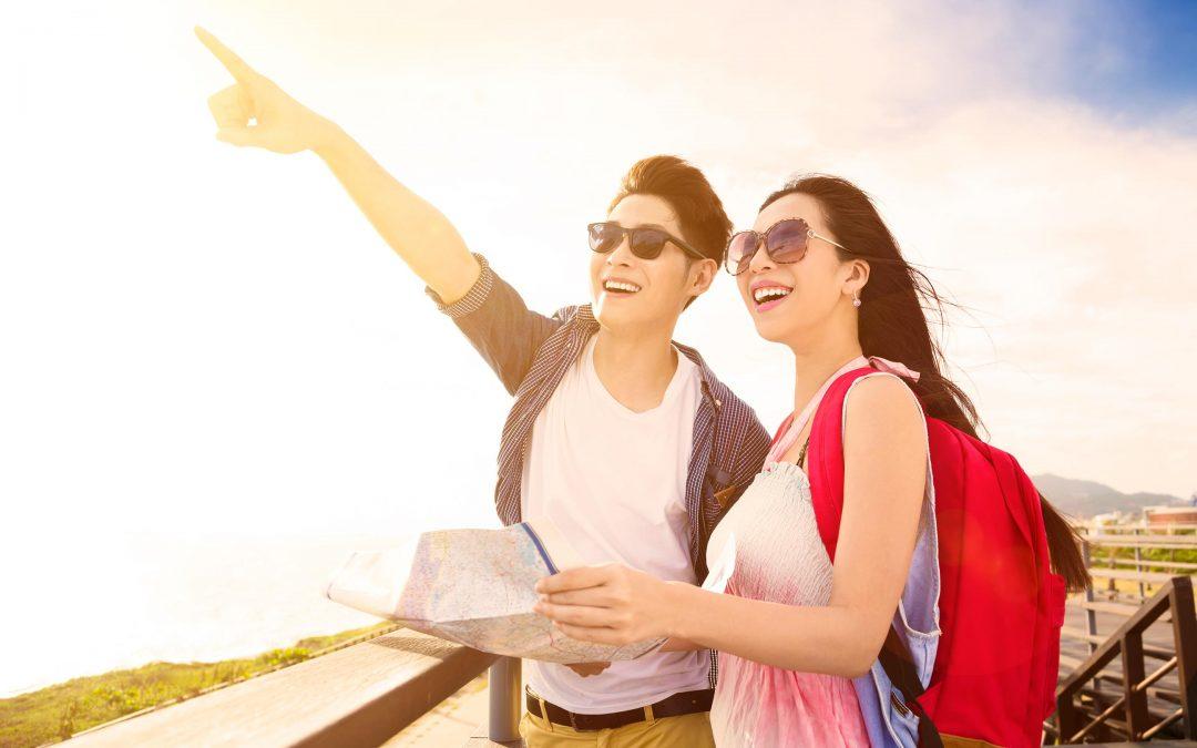 【下班有话题】情人节不买花,一起出国旅行好不好?