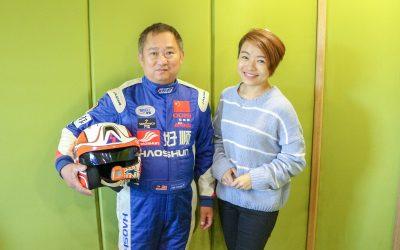 【全球华人】第一位获得世界杯汽车越野拉力赛冠军的大马籍领航员!