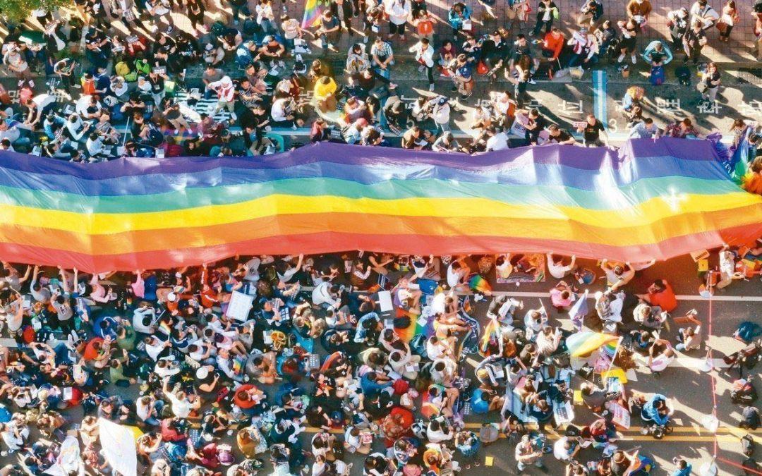 【新闻懒人包】台湾行政院完成同婚专法,今送立法院审议