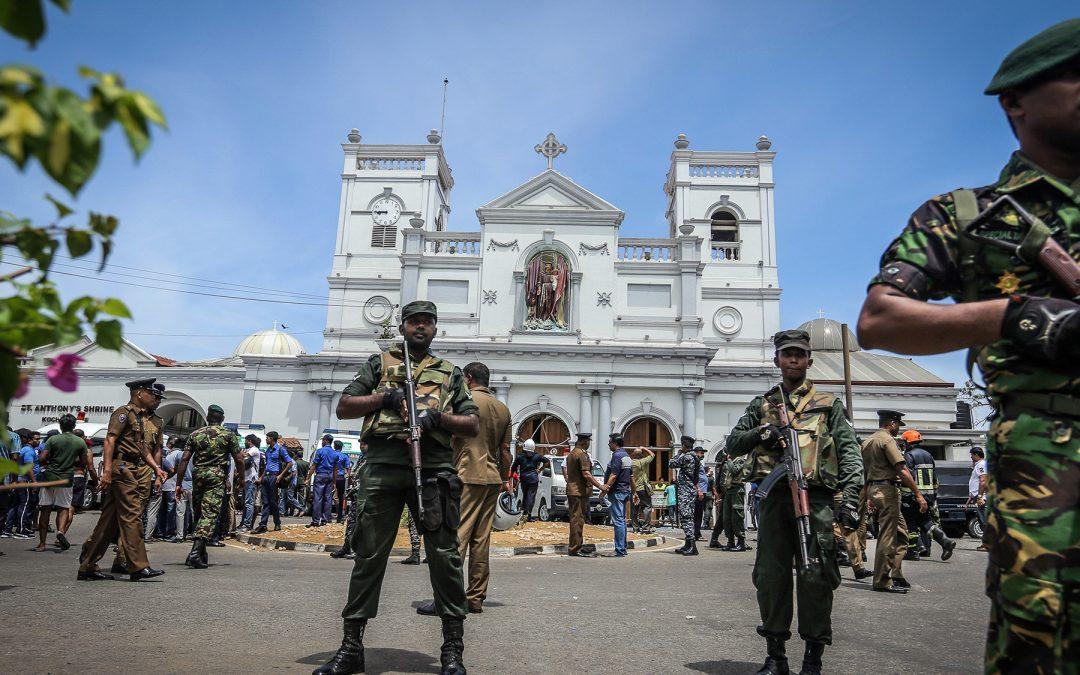 【新闻懒人包】IS宣称策划斯里兰卡连爆,为什么有了情报还是发生袭击?