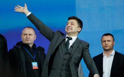 【新闻懒人包】乌克兰谐星当选总统如何牵动俄罗斯和欧盟的情绪