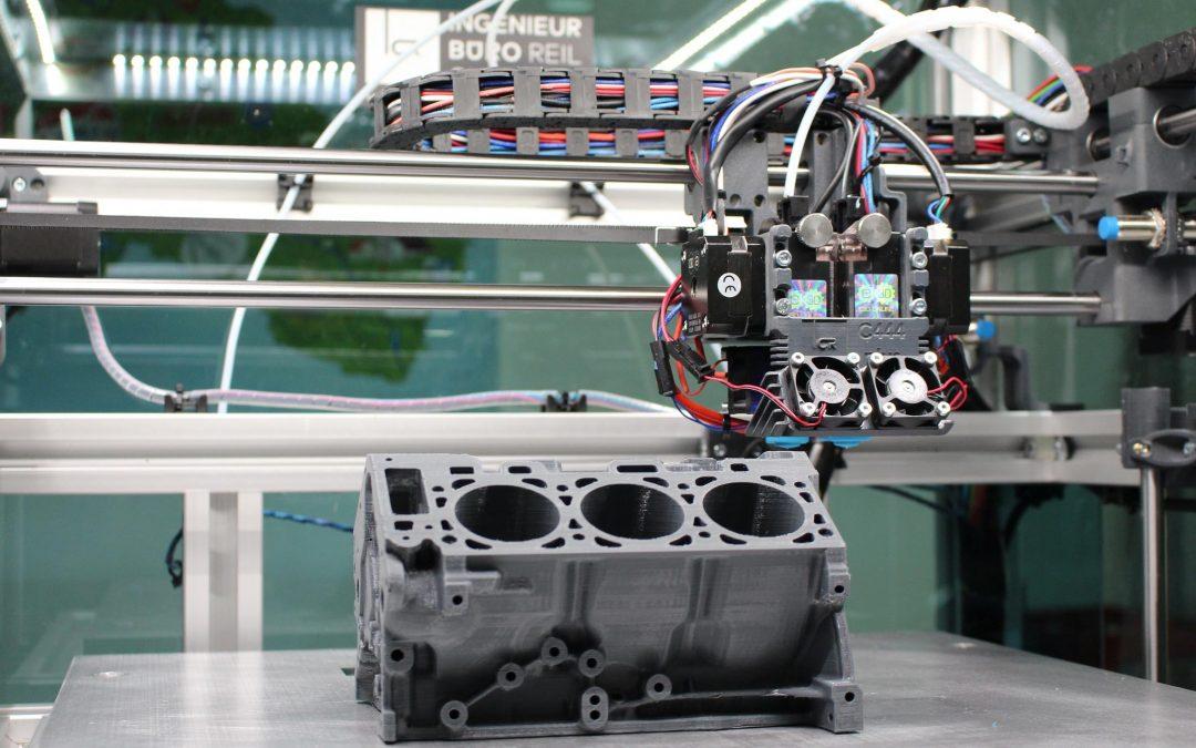 【科技360】改变未来生活模式的3D打印技术