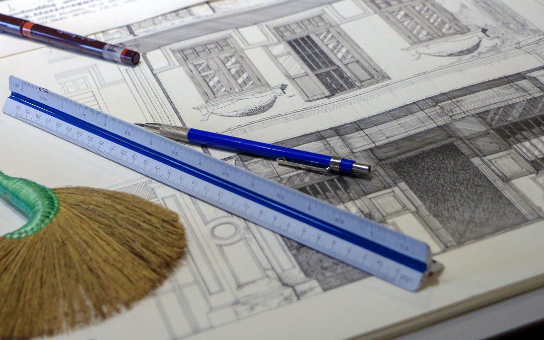 【Skyline】一笔一画,恒久保存老房子的结构