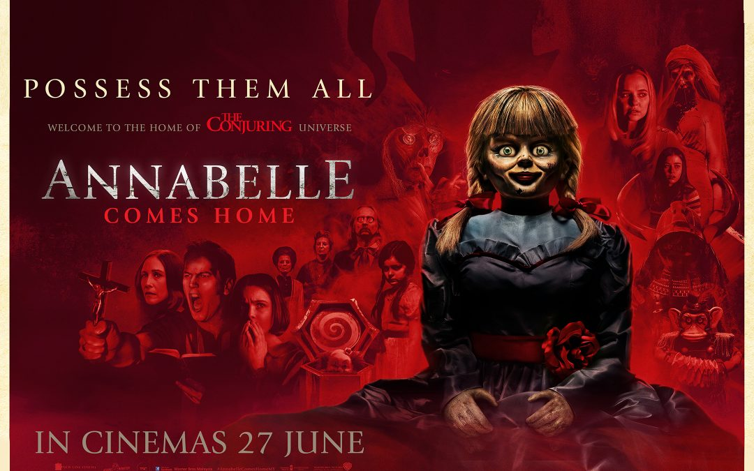 《ANNABELLE COMES HOME》电影送票活动
