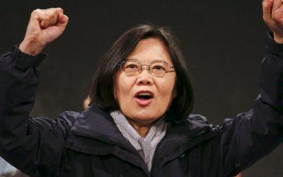 【新闻懒人包】蔡英文胜出初选成为民进党2020总统候选人