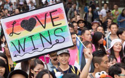 【地球转一圈】心话题 – 台湾同婚给我们的启示