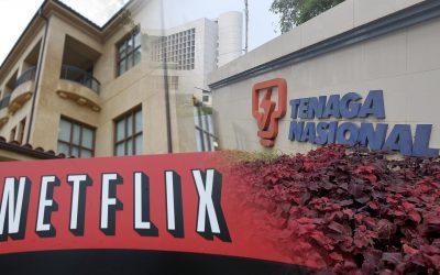 【一股作气】TNB和Netflix还电力十足?