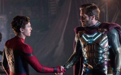 【一出好戏】《Spider-Man: Far from Home》剧情反转到让人怀疑自己,片尾彩蛋也精彩无比?