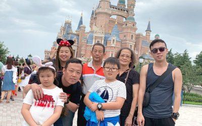 【我们旅行中】上海和苏州旅行初体验,迪斯尼乐园该怎么玩?