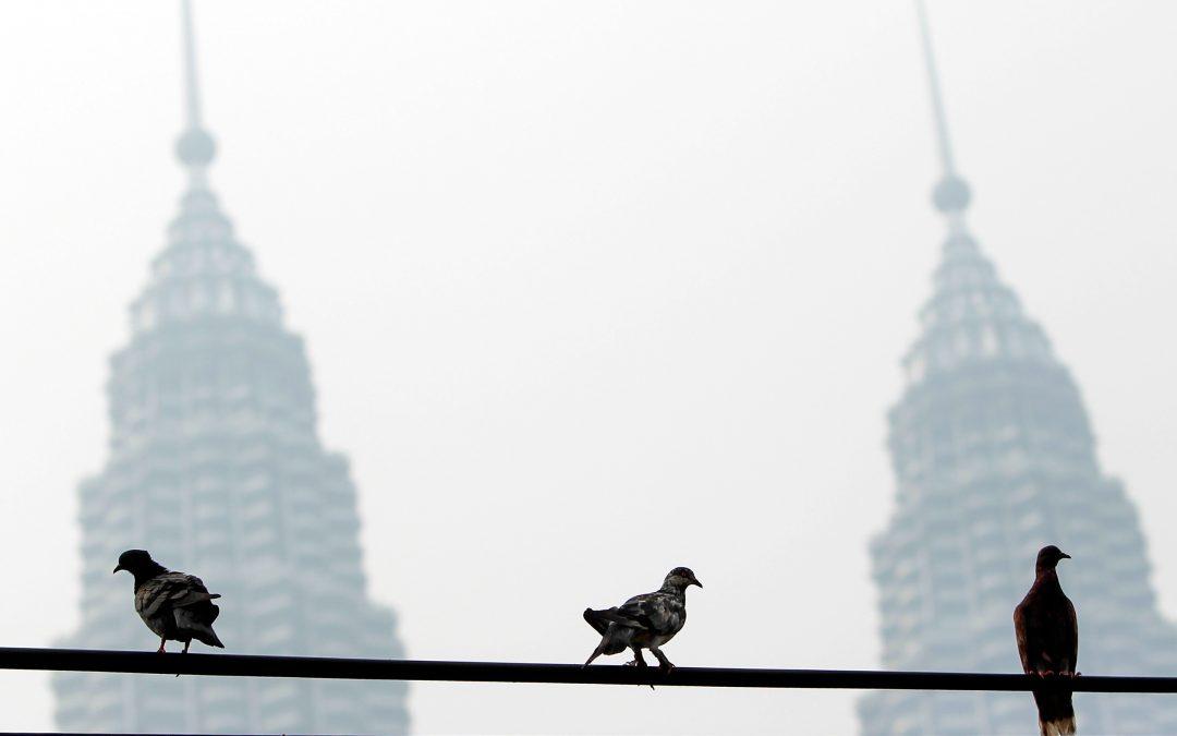 【早班精华】感谢印尼让我们知道新鲜空气不是理所当然
