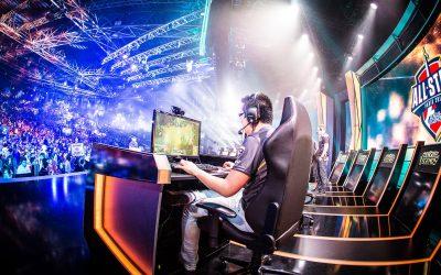 【科技360】从电玩到电竞,越玩越起劲!