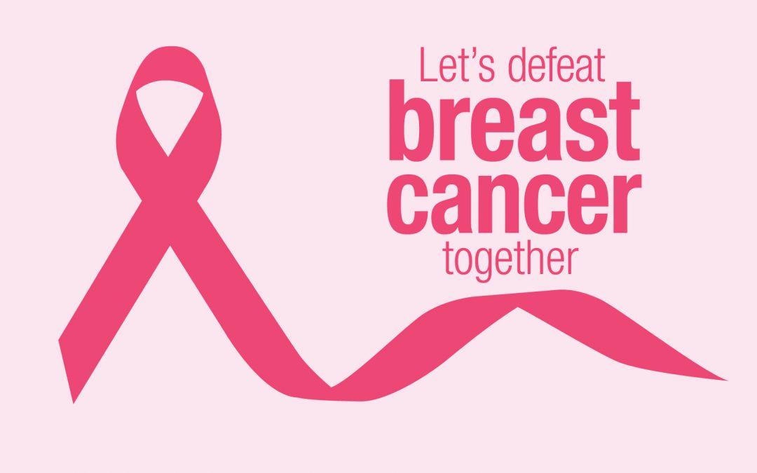 【健康医把抓】乳癌关注月特备 – 乳癌的预防和筛查