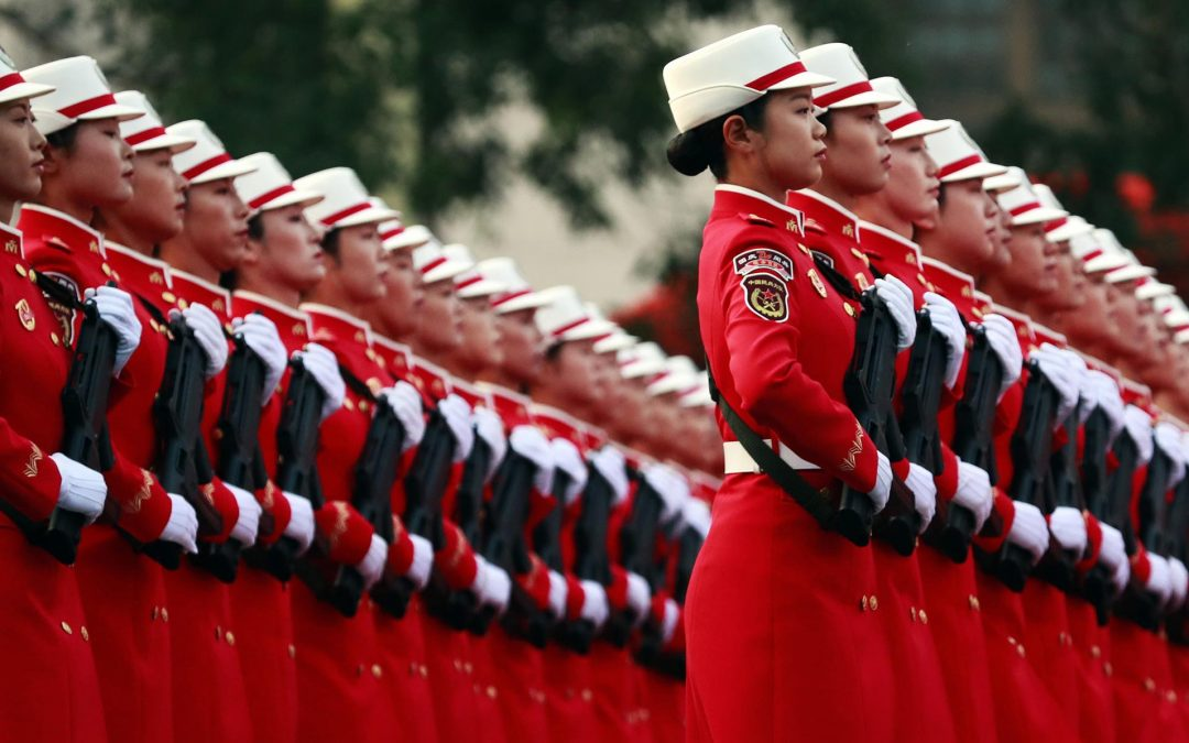 【新闻懒人包】爱国情绪高昂vs抗争情势汹涌的2019中国十一国庆