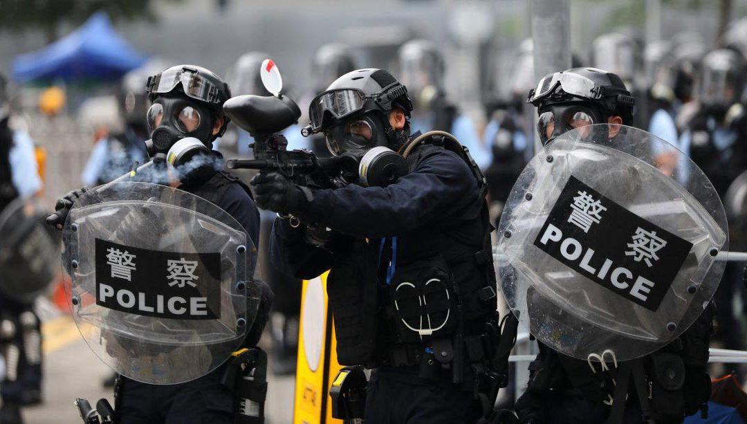 【新闻懒人包】香港警方武力指引升级,但香港警察难道还打得不够?