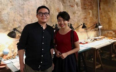 【阅读天下】廖伟棠,为香港反送中朗读了一首诗的香港诗人