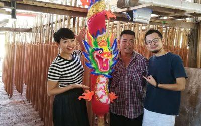 【全球华人】传承中华祈福文化,龙香虽非硕果仅存但也可能后继无人
