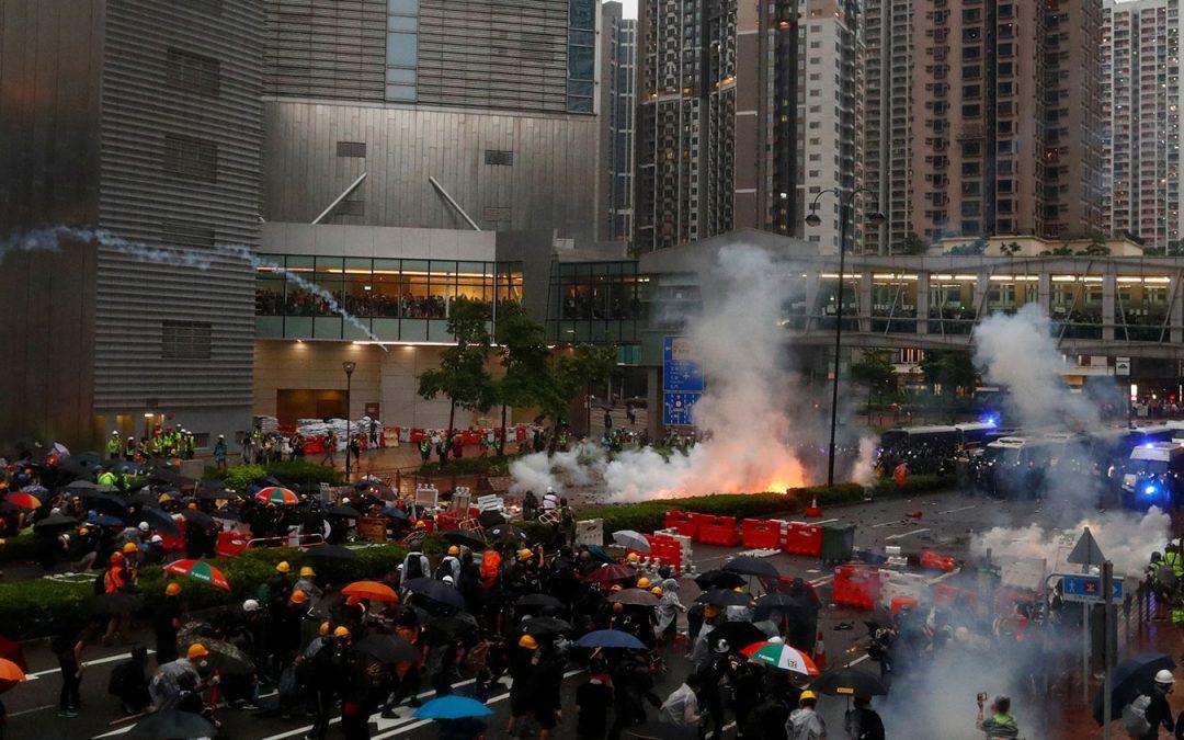 【就是有话说】土生土长香港人眼里的反送中