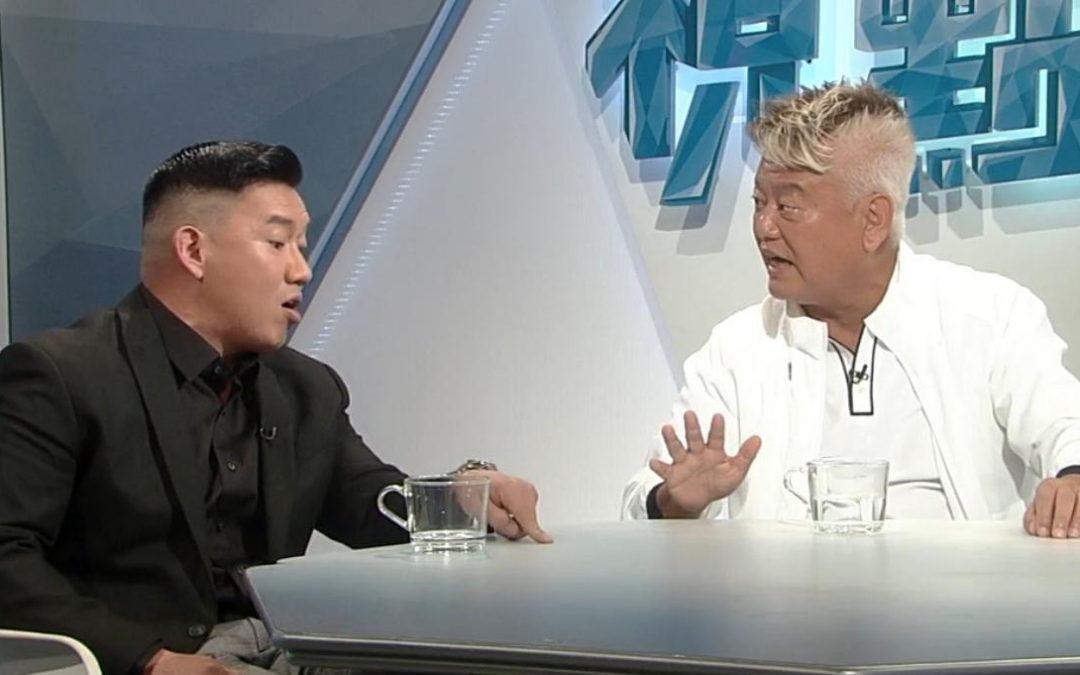 【早班精华】林郑位子稳稳的,杜汶泽陈百祥开战