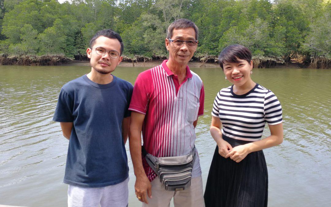 【全球华人】摆渡人,撑起一家三代也连结两个州