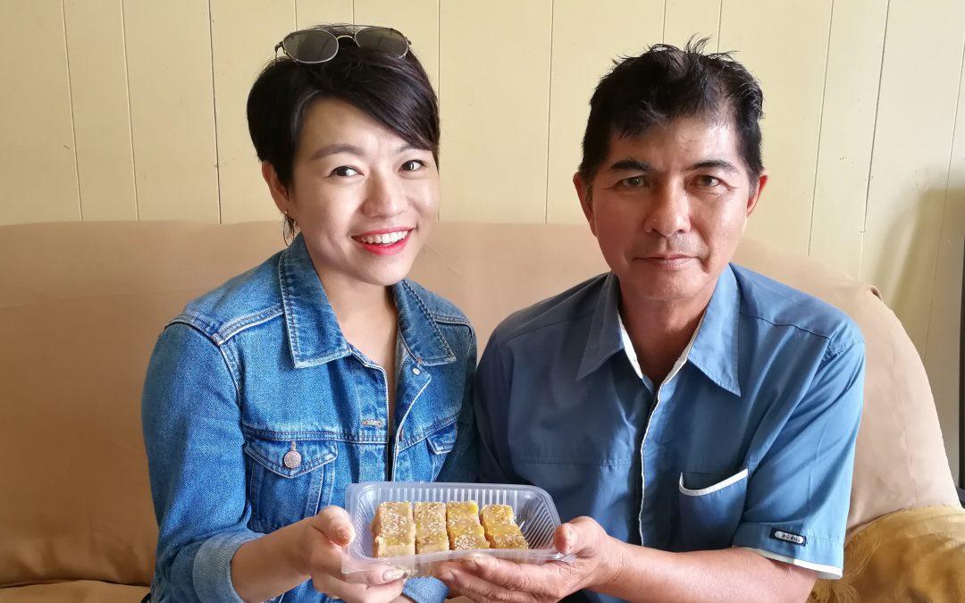 【下班吃什么】满洲糕,传承父亲的手艺也承载父子的情缘