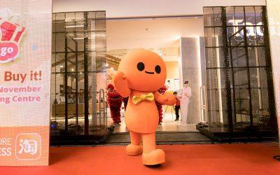 """【新闻】全马最大淘宝实体店于MYTOWN正式开业 """"看得到,摸得到,买得到"""""""