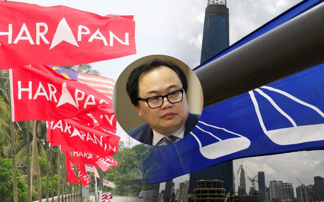 【时局分析】华人政治的困境!?