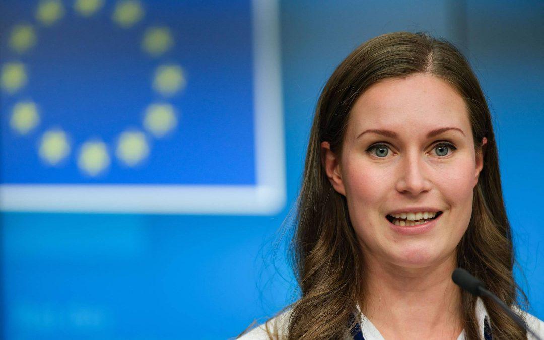 【新闻懒人包】芬兰选出全球最年轻总理,而且还是女生