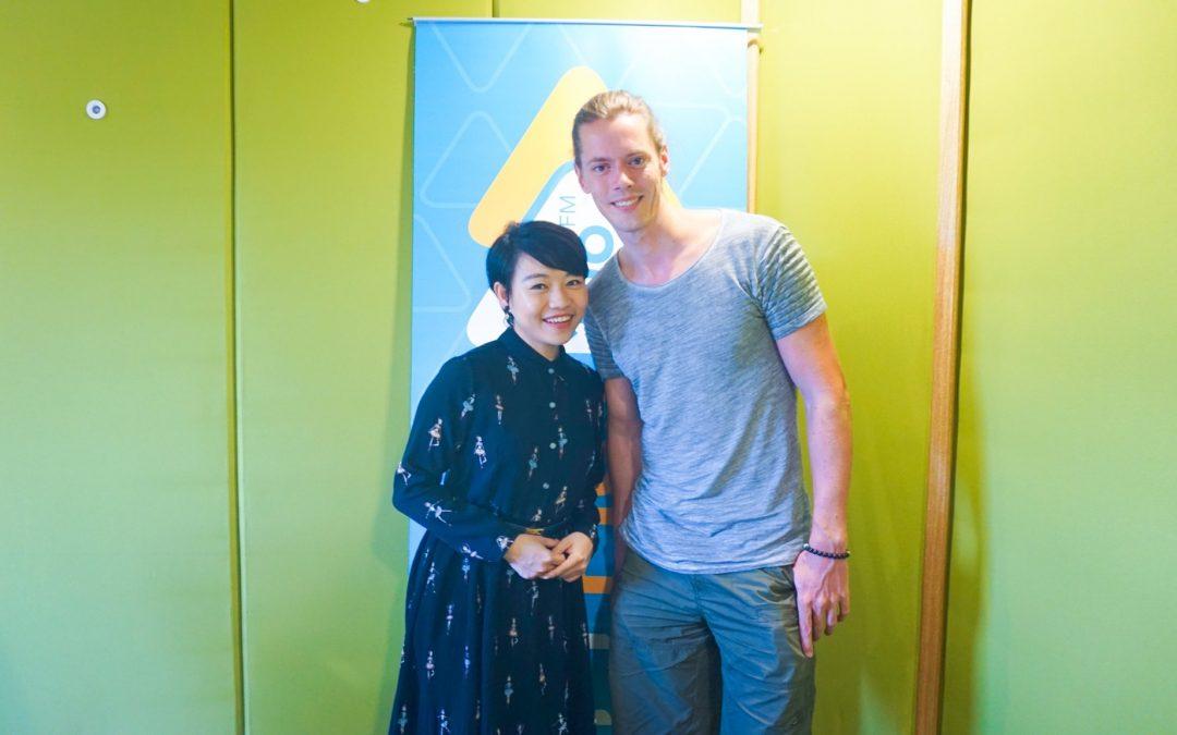 【我们旅行中】让中文说得很溜的瑞典人小维带你翻转马来西亚