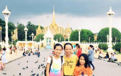 【我们旅行中】三母女国外自助旅行,5年旅行了196天