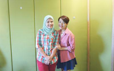 【下班生活志】马来女生播报华语新闻,国营电视台缔造历史