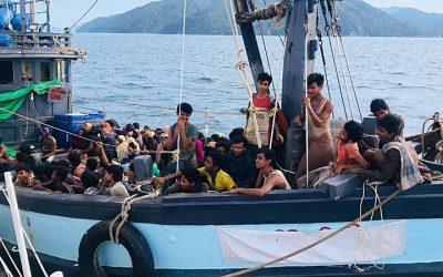 【下班有话题】罗兴亚难民议题的两难,到底该救什么?