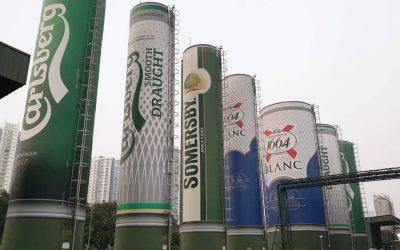 【新闻】Carlsberg捐150万令吉予华小购买防疫用品  打造安全校园