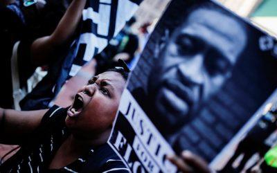 【下班有话题】美国示威掀种族歧视伤疤