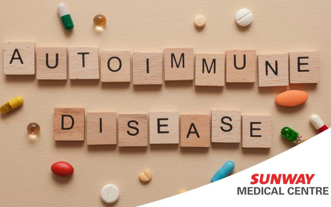 【健康医把抓】RMCO 时期,自体免疫病人该如何照顾自己?