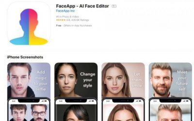 """【下班有话题】用FaceApp""""变脸""""玩上瘾?小心资安风险"""