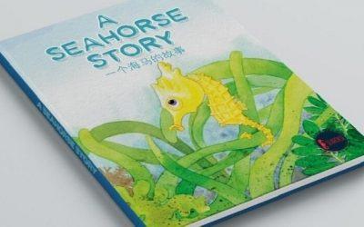 【阅读天下】小海马是爸爸生的?推荐《一个海马的故事》保育绘本
