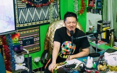 【下班生活志】 广播是我的游乐园 专访广播金钟得主袁永兴
