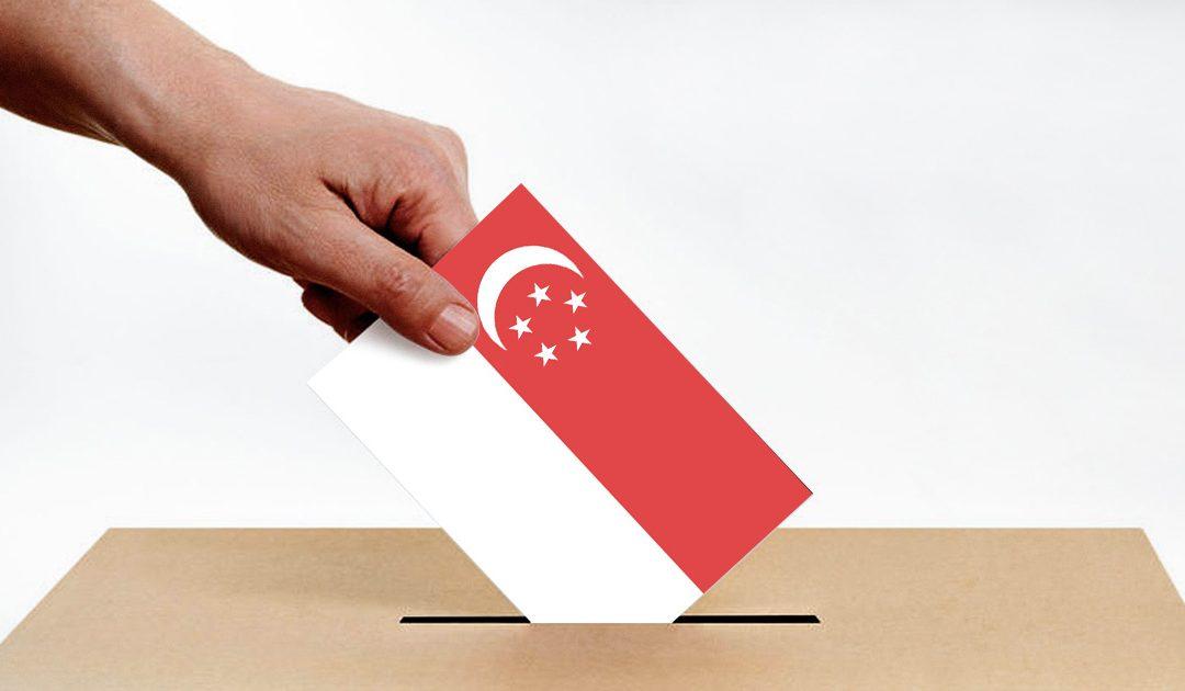 【新闻懒人包】新加坡大选,听说是下个月?