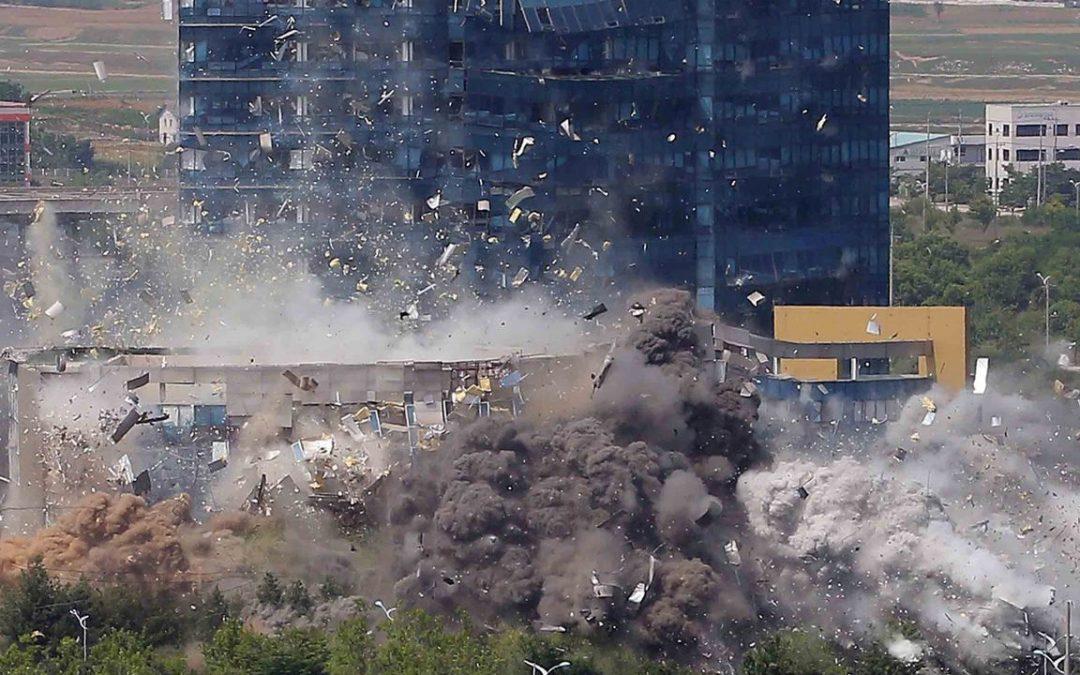【新闻懒人包】朝鲜炸掉联络办公室,不跟韩国说话了