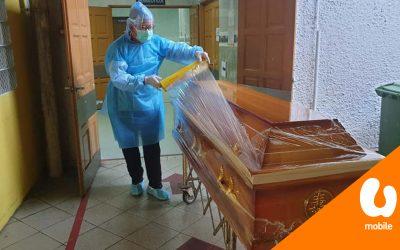 【华丽上班族】殡葬服务在疫情期间,生意难做?