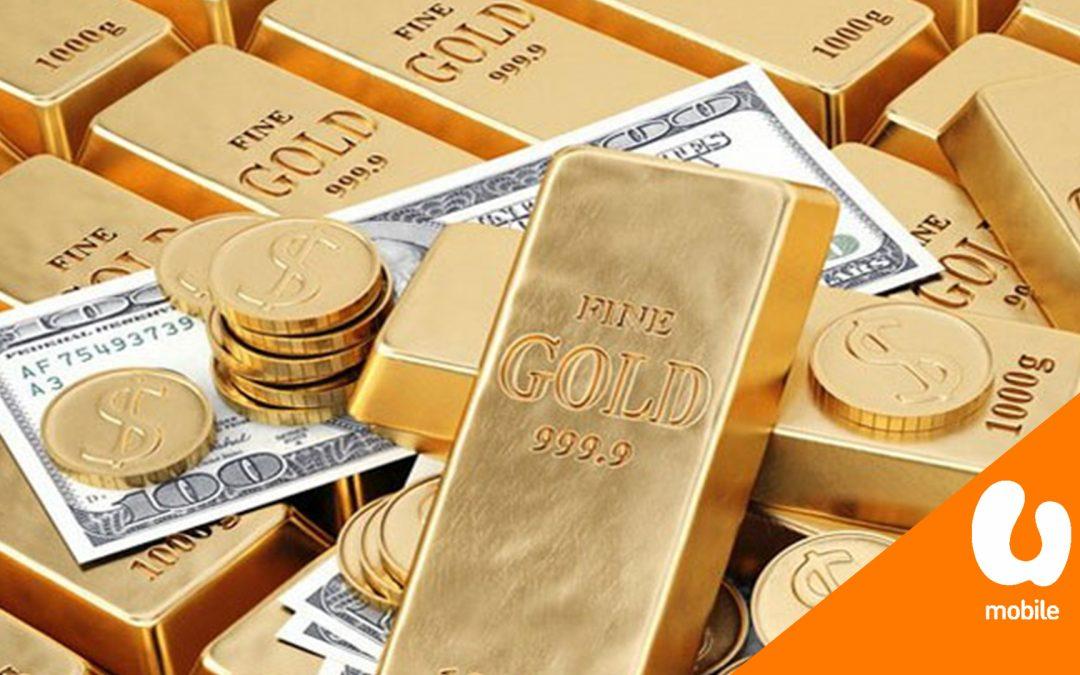 【一股作气】290720 金价走高,金砖金矿股涨声响起?