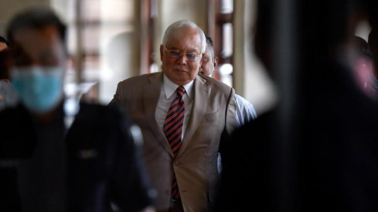 【下班有话题】纳吉7项罪名全部成立 判监12年及罚款2亿1000万