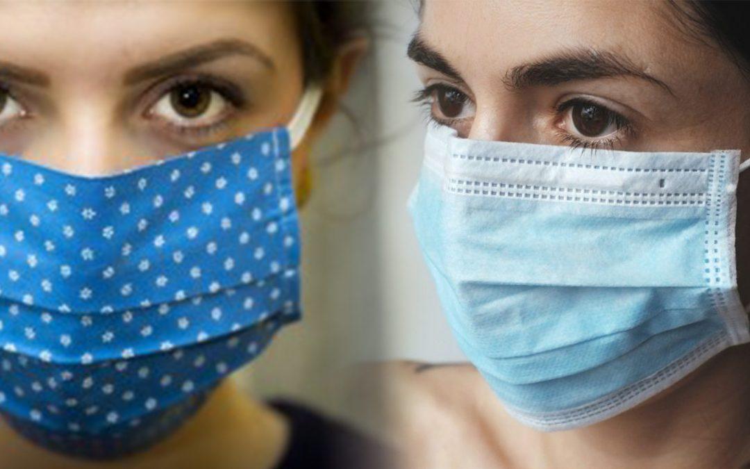 【早班精华】选择有效防疫的医用口罩,还是减轻负担的布口罩?
