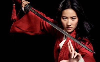 【一出好戏】真人版《Mulan》不烂,只是动画版依然最好看?
