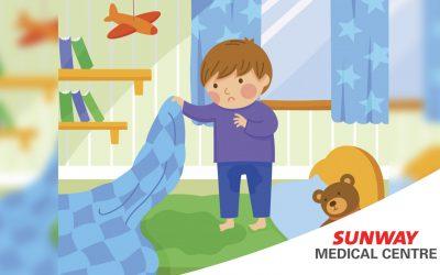 【健康医把抓】你家小朋友是不是常会遗尿呢?
