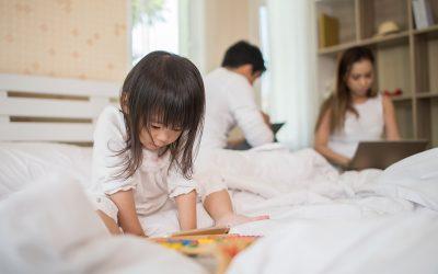 【大人心理学】孩子手机成瘾,可以如何斩断?